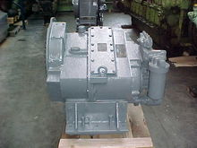 TWIN DISC GEARBOX MG 520