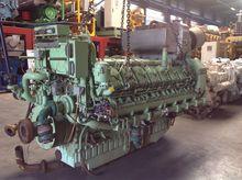 2003 DEUTZ TBD 620-V16