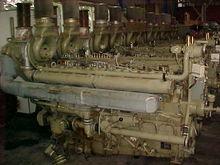 1972 MWM TRHS 518-V16