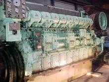 1987 DEUTZ SBV9M628