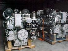 1998 MTU 12V-4000 M60