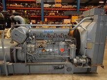 1981 MWM TBD 604-L6 / AEG GEN.S
