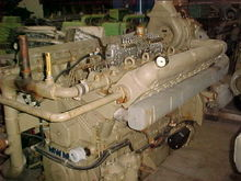 1975 MWM TBRHS 518-V12