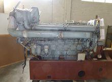1975 MWM TRHS 518-V16 31E
