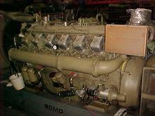 1976 MWM TD 602-V12