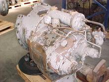 1967 GEARBOX REINTJES WAV 281