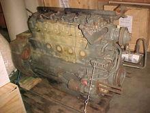 1985 MWM 226-6B