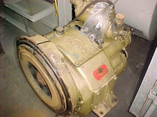 1984 GEARBOX MASSON NGR