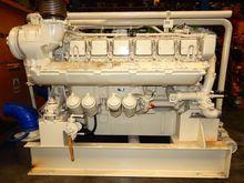 1990 MTU 12V-396 TB34