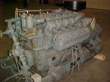 1978 MWM TD 232V8 GEN.SET