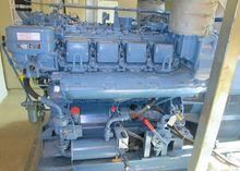 Used 1989 MTU 8V-396