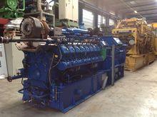 2003 MWM TCG 2020-V16 GAS GEN.S