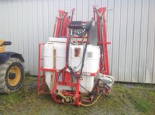 2007 Sanz ISA7 Tractor-mounted