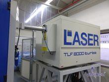 TRUMPF TLF 8000 turbo Co2 Laser