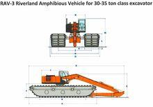2016 Caterpillar RAV - 3 30-35