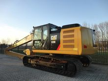 2016 Caterpillar 320EL Long Rea