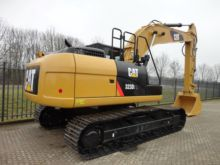 2016 Caterpillar 323DL unused