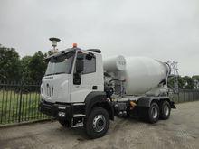 2014 Astra HD9 64.42 Concrete m