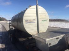 Used Double Wall Fuel Tank for sale. Caterpillar equipment