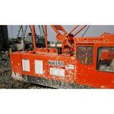 Hitachi KH150 crawler crane