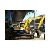 Komatsu PC120-5 excavator