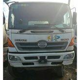 Used Hino Concrete M
