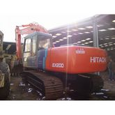 Used Hitachi ex200-2