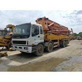 Sany Concrete Pump Truck