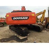 Doosan DH300LC-7 excavator