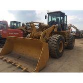 Used Cat 950H loader