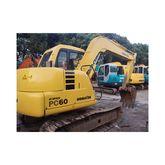 Komatsu PC60-7 excavator
