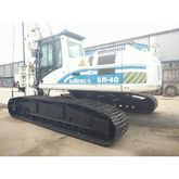 Soilmec digging machine