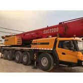 Used Sany crane in S