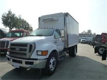 2008 FORD F650