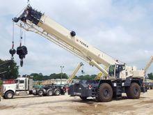 2017 Terex QS-1100 Mobile Crane