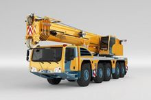 Demag AC-160-5 Mobile Cranes /