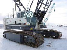 2013 Terex HC-110 Crawler Crane