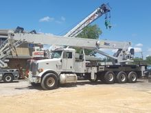 2008 Altec AC-38127 Mobile Cran