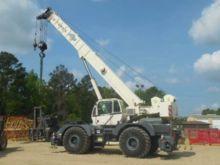 Cranes - : 2012 TEREX RT-780