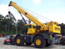 2012 Grove RT-880E Mobile Crane