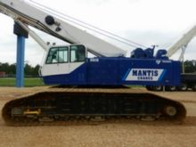 Used 2008 Mantis 901