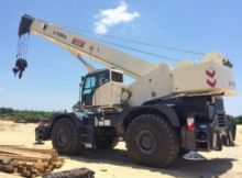 2014 Terex QUADSTAR 1100 Mobile
