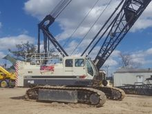 2015 Terex HC-110 Crawler Crane