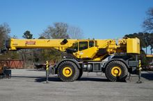 2010 Grove RT-760E Mobile Crane