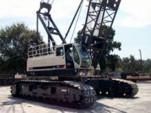 2016 Terex HC-165 Crawler Crane