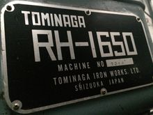 TOMINAGA RH-1650