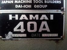 Used 1971 HAMAI 40A