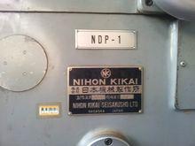 1985 Nihon Kikai NDP-1