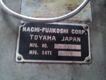Used 1981 Nachi HB-2