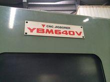 1995 Yasda YBM-640v